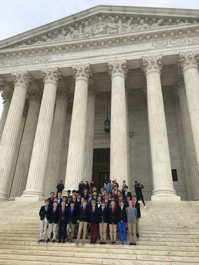 20180424 Grade 6 in Washington D.C.