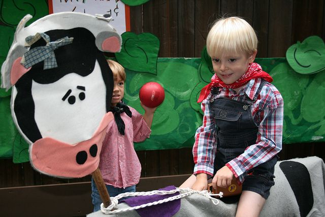 Learning About Farms in Pre-K