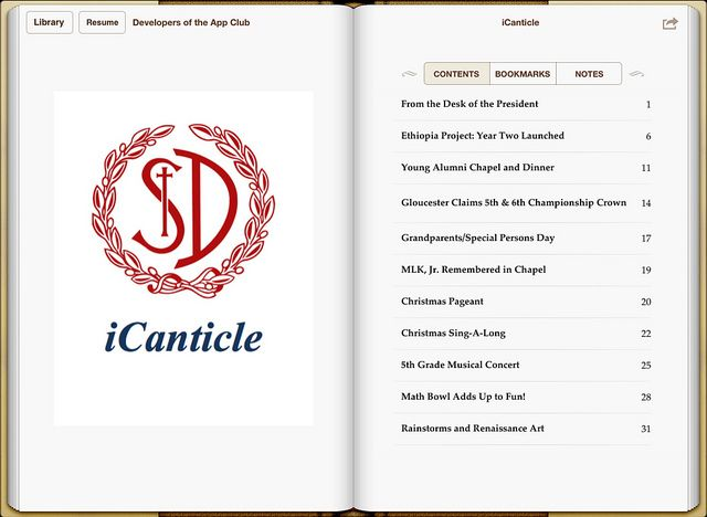 iCanticle