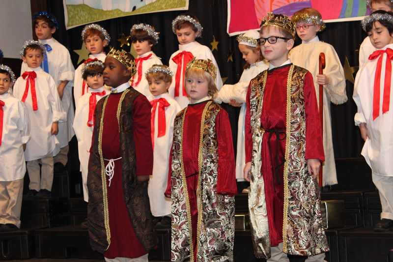 20131216 Christmas Pageant Photos