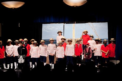 20100608 - Fifth Grade Performs H.M.S. Pinafore