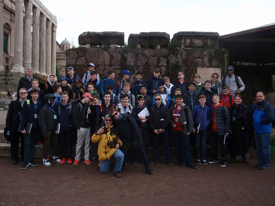 20160308 Rome, Italy 2016 Days 1and 2