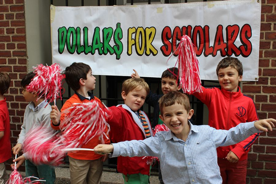 20160525 Dollars for Scholars Walk-a-Thon Grades 7 and 8