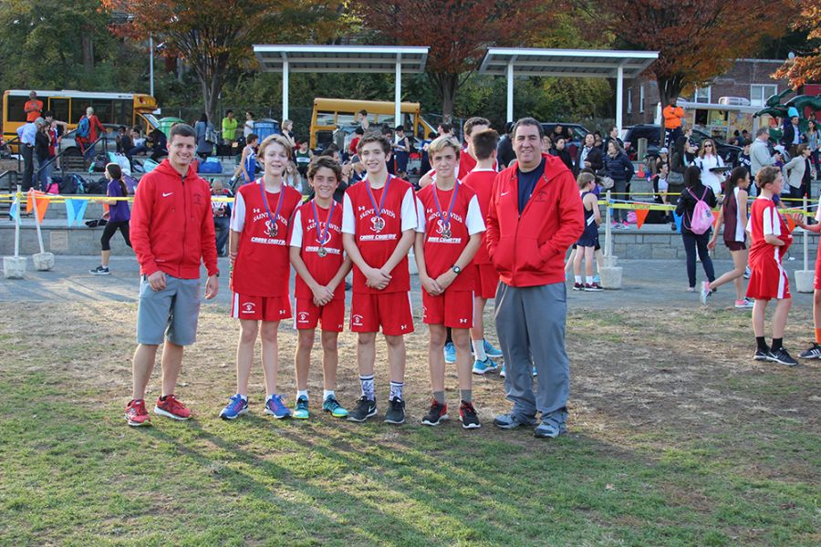 20161103 Cross Country Championships 2016