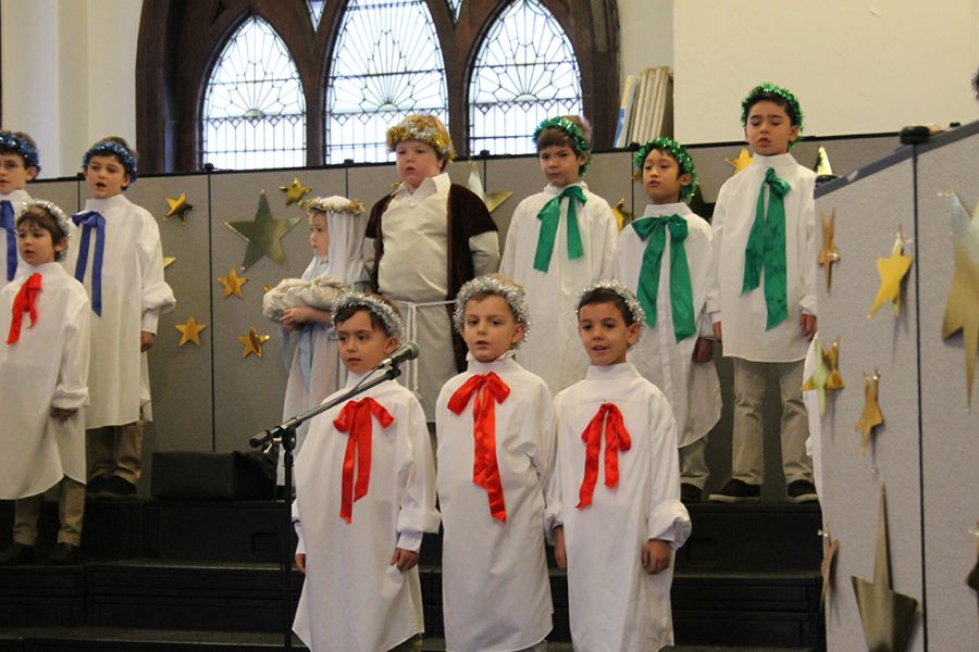20161222 Grade 1 Christmas Pageant