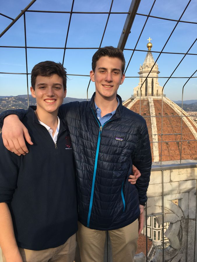 20170313 Grade 8 Italy Tour -  Assisi and Florence