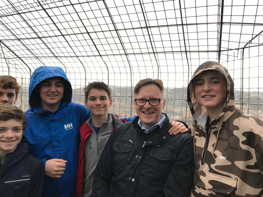 20180318 Grade 8 in Assisi and Florence