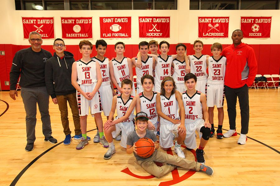 20181211 Red Basketball vs Hackley