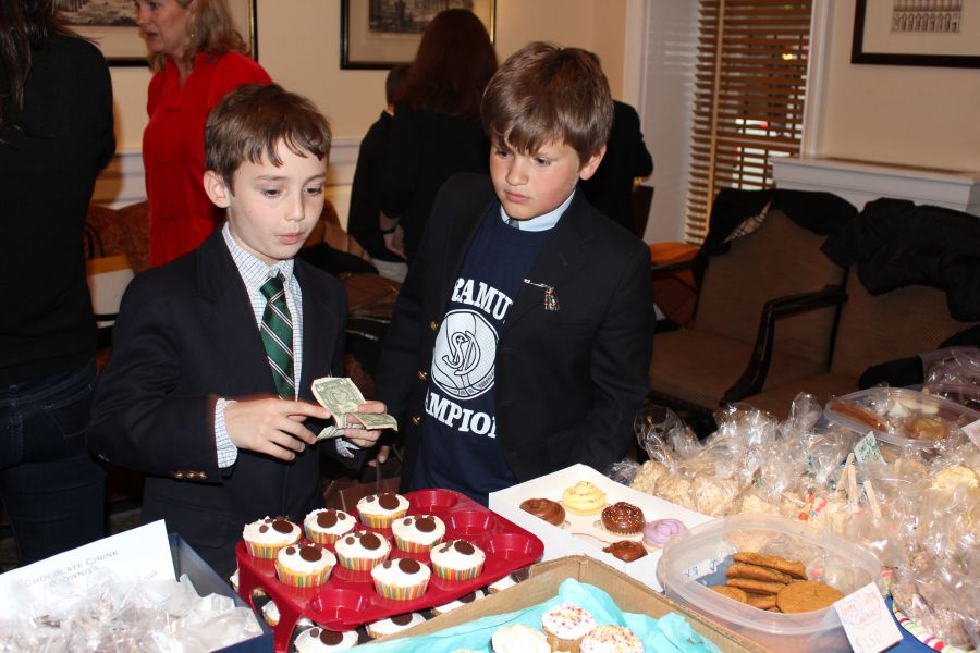 20140430 Pennies for Puppies Bake Sale